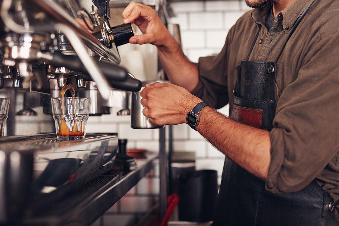 Consejos para hacer un buen cafe, montagú